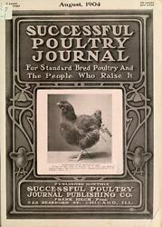 SUCCESSFUL POULTRY JOURNAL MAGAZINES 205 back issues backyard raise chickens