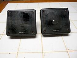 Maxxima By Panor Marine All Weather 5 Inch Speakers Black Lot Of 2 Boat