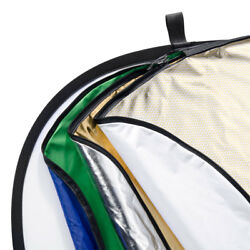 Walimex 7 in 1 Folding Reflector Set 59 18x78 1116in by Digital Photographs