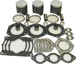 Wsm Complete Top End Kit Part 010-841-12p New