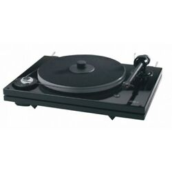 Music Hall MMF-7.1 Turntable wCarbon-Fiber armrecord clampdustcover MMF7.1