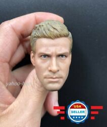 1 6 Jake Gyllenhaal Head Sculpt Custom For 12quot; PHICEN TBL Hot Toys Male Figure $31.50