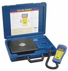 Yellow Jacket Refrigerant Scale Electronic 110 lb - 68802