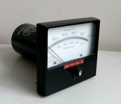 Api Instruments Analog Pyrometer With Shielded Meter
