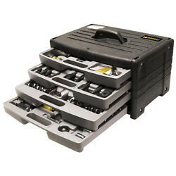 Worker 4-drawer Tool Chest With 105 Pc Tool Kit