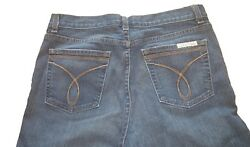 CALVIN KLEIN Mid Rise Flare Jeans Women's Size 8 $7.99
