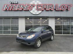 Hyundai Veracruz GLS 2010 Hyundai Veracruz GLS 3.8L V6 3rd Row Sunroof Automatic Climate Control 4 dr