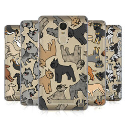 HEAD CASE DESIGNS DOG BREED PATTERNS 9 HARD BACK CASE FOR XIAOMI PHONES