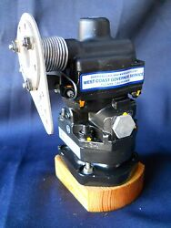 One 1 Hartzell D-1-6 Propeller Governor Overhauled W/8130 And Warranty