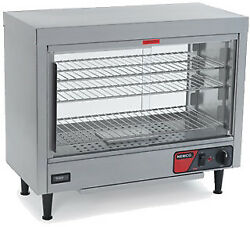 Nemco Food Equipment Heated Display Case - with Light Water Reservoir 28.25 ...