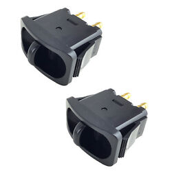 2 Manual Paddle Valve Switches Control Air Ride Suspension Airlift Performance