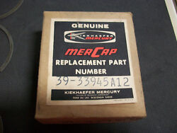 Mercury Outboard Piston Rings 39-33945a12 .015 For Oversized Pistons Nos