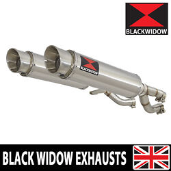 V-max Vmax 1200 Vmax1200 Vmx Exhaust Silencer Kit 360mm Gp Round Stainless Sg36r