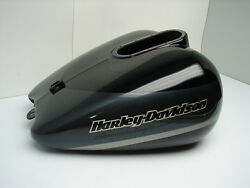Nos 1999 Harley Davidson Screamin Eagle Flh Gas Tank Was In Hd Museum Display