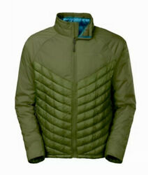 NEW NORTH FACE Thermoball Duo Jacket Men's L Scallion Green Warm Light MSRP $230