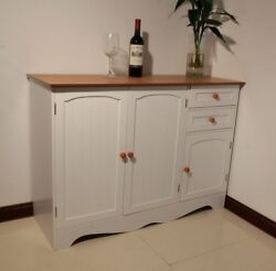 Buffet Sideboard Table Cabinet Hall Table Console Cabinet Storage CabinetHC-001