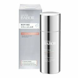 Babor Refine Cellular Detox Lipo Cleanser 100ml3.38oz Salon Size SEALED