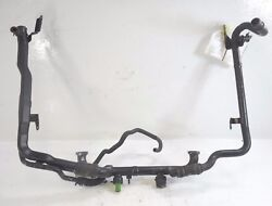 04 2004 Audi S4 Water Coolant Radiator Hose Pipe Line Assembly Oem