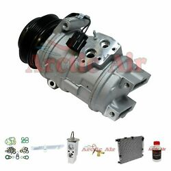 97330 Auto AC AC Compressor Kit with Condenser fits 2005-2007 Cadillac CTS 2.8L