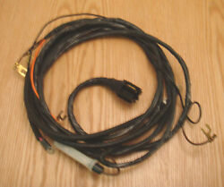 1955 1956 Chevy Truck Overdrive Wire Harness 8 Cyl Usa Made