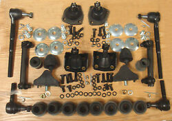 1955 1956 1957 Chevy Front End Steering And Suspension Rebuild Kit