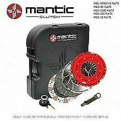 Mantic Stage1 Clutch Kit For Holden Commodore Vf 3.6 Ltr Sidi 05/2013-on