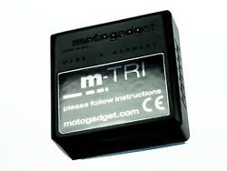 Motogadget Motoscope Pro M-tri For 2013 Triumph Bonneville - Mg1051314