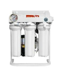 Reverse Osmosis Water Filter 5 Stage System 400 Gpd-booster Direct Flow System