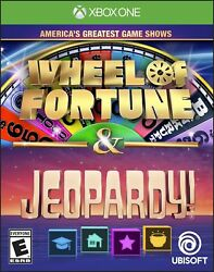 Americaand039s Greatest Game Shows Wheel Of Fortune And Jeopardy - Xbox One Standar...