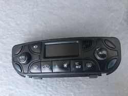 MERCEDES W203 USED AC CLIMATE CONTROL PANEL 2038300985