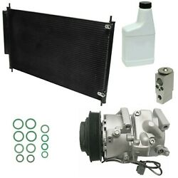RYC Reman Complete AC Compressor Kit IG329 (With Condenser)