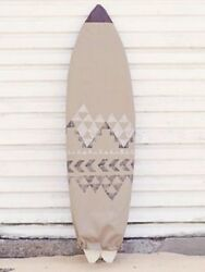 New Free People Limited Edition Chapman At Sea Scout Longboard Surfboard Bag
