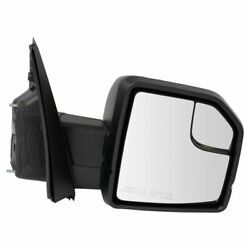 Mirror Power Textured Black Passenger Side Right RH for Ford F150 New