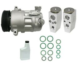 RYC Remanufactured Complete AC Compressor Kit FG565