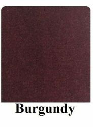 20 Oz Cutpile Marine Outdoor Bass Boat Carpet 1st Quality 8.5and039 X 30and039 Burgundy