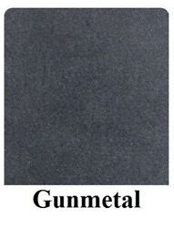 16 Oz Cutpile Marine Outdoor Bass Boat Carpet 1st Quality 8.5and039 X 25and039 Gun Metal