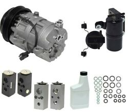 RYC Remanufactured Complete AC Compressor Kit FG361 With Rear AC