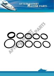 Volvo Penta Ad30a Aqad30a Tamd30a Diesel Water Pipe Seal Kit