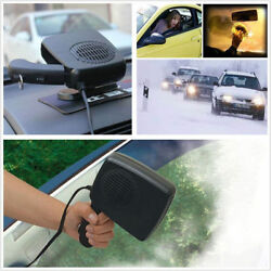 12V 2in1 Car Auto Portable Heating Dryer Heater Hot Cold Fan Defroster Demister