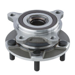 Dta Front Left Wheel Hub Bearing Assembly Gs300 Gs350 Is250 Is300 Is350 Awd Only