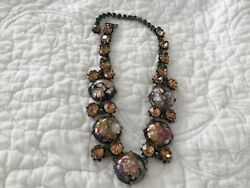 Vintage Pendent Of Miriam Haskell Very Rare So Gorgeous