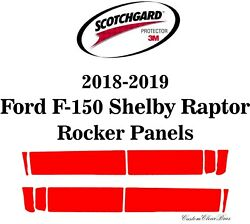 3m Scotchgard Paint Protection Film Pre-cut 2018 2019 Ford F-150 Shelby Raptor