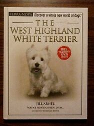 The West Highland White Terrier BOOK & DVD Jill Arnel 2006 Mixed Media HARDCOVER