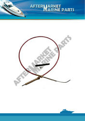 Omc Cobra Sterndrive Shift Cable Assembly Replaces 987661