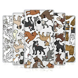HEAD CASE DESIGNS DOG BREED PATTERNS 11 HARD BACK CASE FOR XIAOMI PHONES