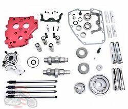 Sands Andrews Fueling Gear Drive Driven Big Twin Cam Engine Kit Package Harley 64g