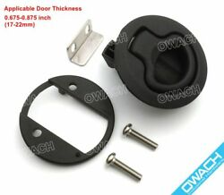 Slam Latch For 3/4and039and039 Door Rv Motorhome Boat Drawers And Cabinet Door Push To Close