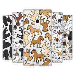 HEAD CASE DESIGNS DOG BREED PATTERNS 13 HARD BACK CASE FOR XIAOMI PHONES