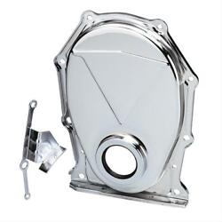 Big Block Mopar Chrome Timing Chain Cover And Timing Tab 383 400 413 426 440