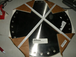 New High Vacuum Flange Cf Conflat 14.50 Blank Non Rot 1450-000n Nor-cal